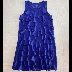 Massimo Dutti Frill Dress